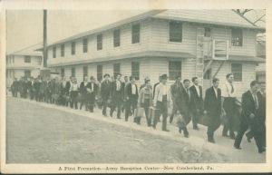 June 23 1944 postcard front
