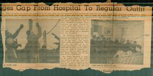 Feb 20 1945 included clipping