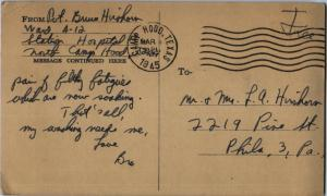 march 6 1945 pstcrd side 2
