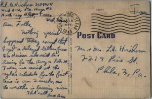 march 7 1945 pstcrd back