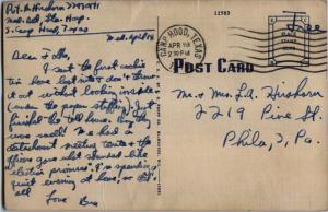 april 18 1945 pstcrd back