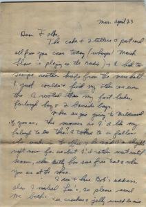 april 23 1945 page 1