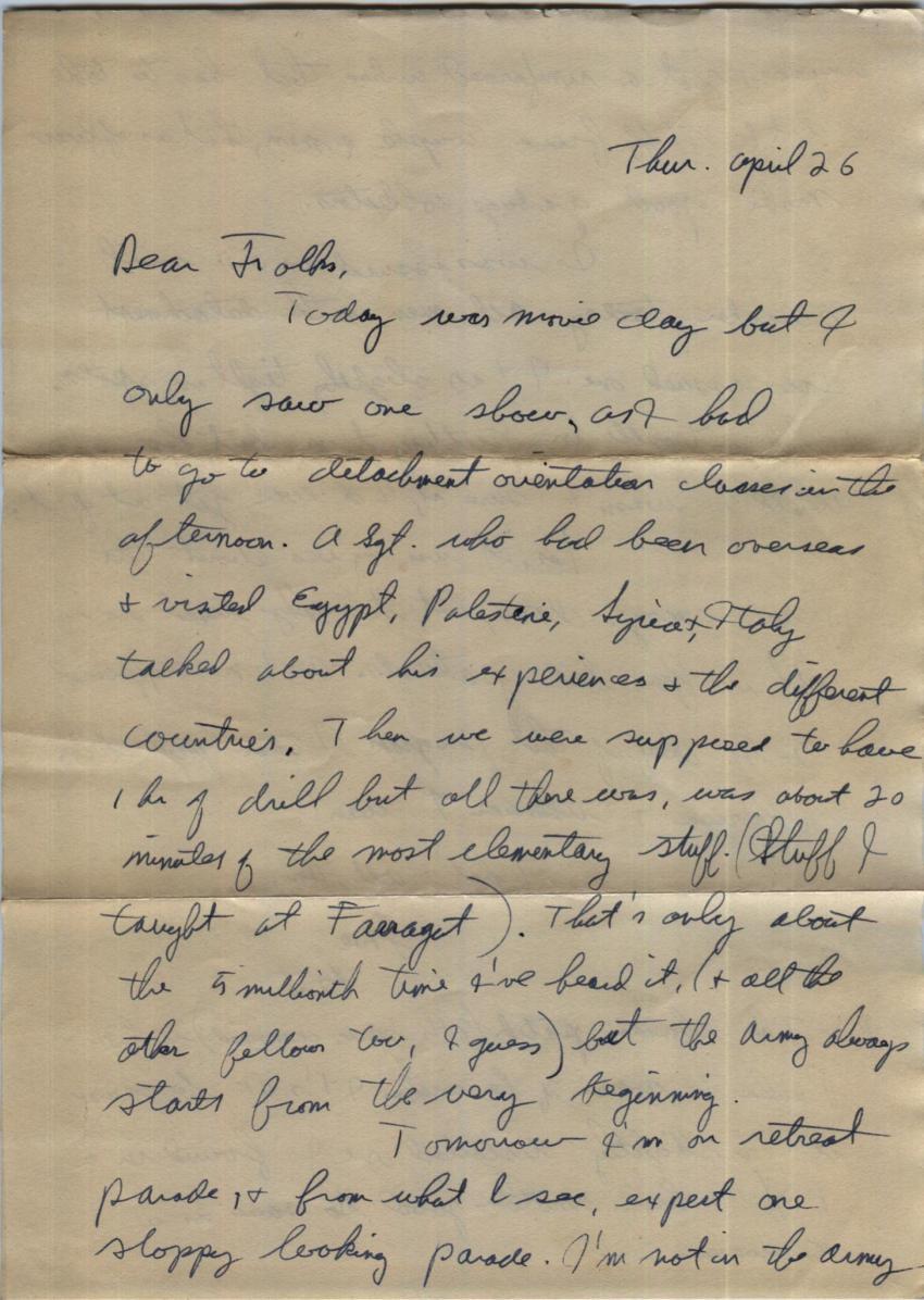 april 26 1945 page 1
