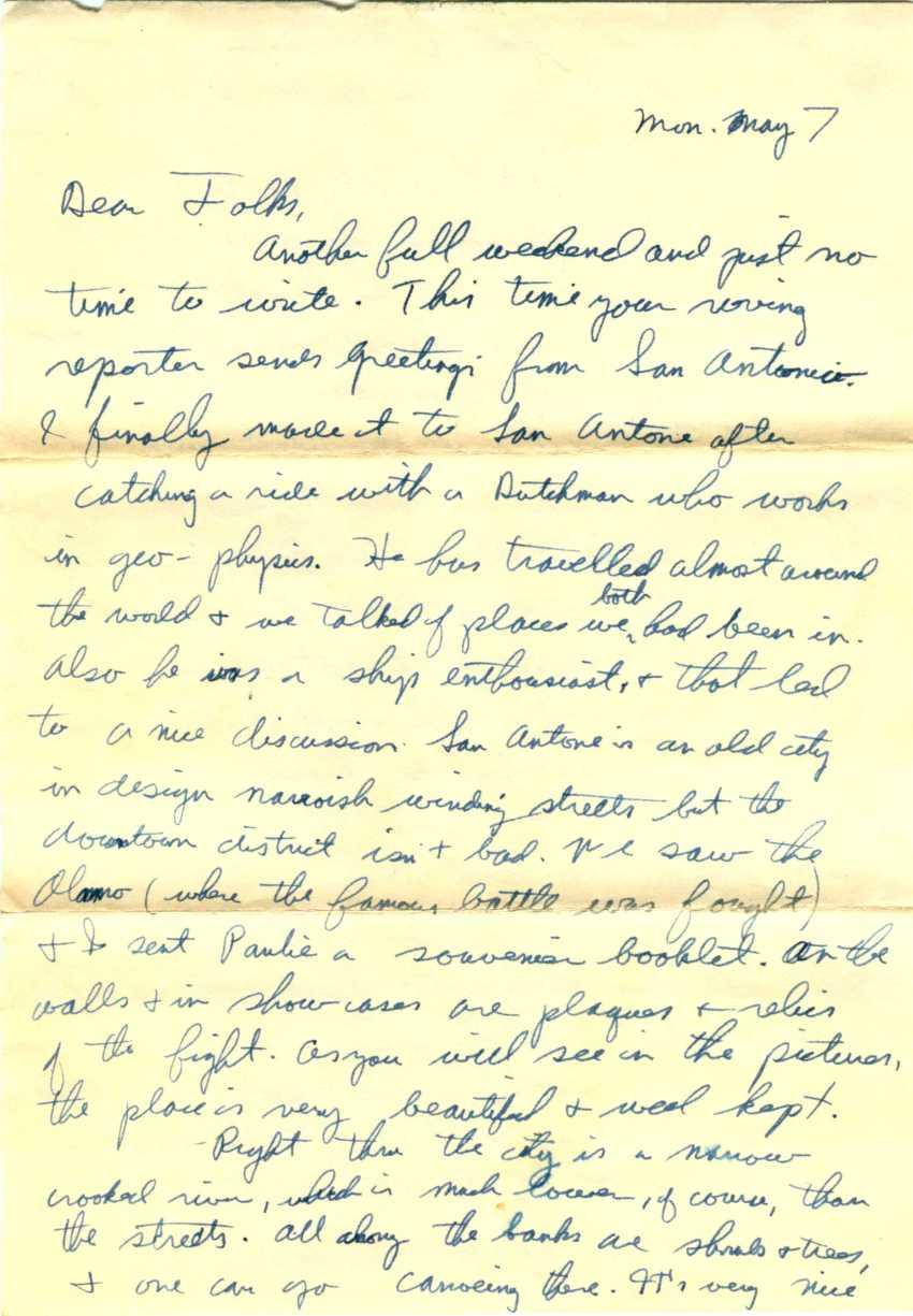 May 7 1945 p1